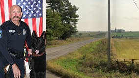 Iowa police K-9 finds missing 2-year-old boy who wandered from home with family dog