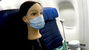 United Airlines-DOD study: Face masks make COVID-19 risk on flights 'almost non-existent'