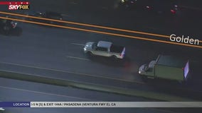 Suspect who led officers on chase in stolen box truck arrested