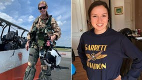 US Navy identifies crew killed in Alabama plane crash