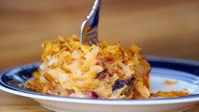 Recipe: Barbecue hashbrown casserole