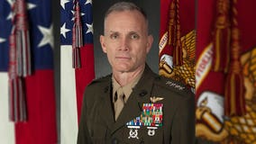 Marine general tests positive for COVID-19 after Pentagon meeting