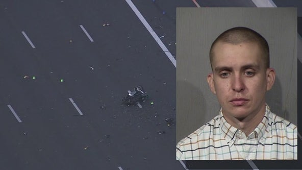 Driver arrested after deadly wrong-way crash in Scottsdale