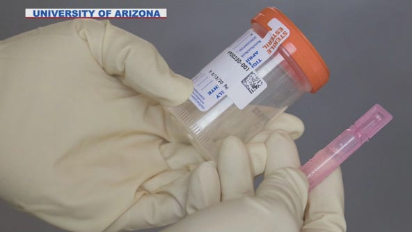 UArizona scientists came up with alternative to nasal swab test for COVID-19