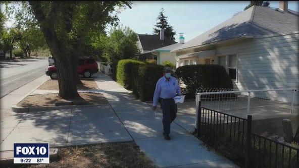 Prescott postal service worker marks important career milestole