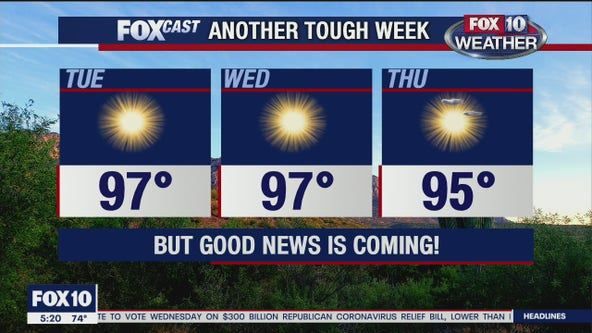 Morning Weather Forecast - Oct. 19