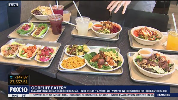 Taste of the Town: CoreLife Eatery