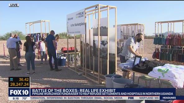 Battle of the Boxes: Scottsdale fundraiser benefits communities in Uganda
