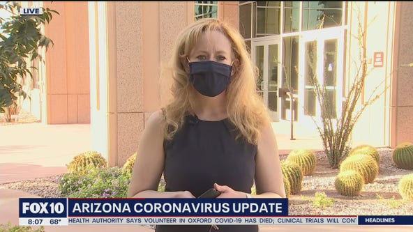 Arizona Dept. of Health Services director discusses coronavirus surge in the state