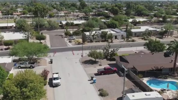 Pavement technology could cool Phoenix from the ground up
