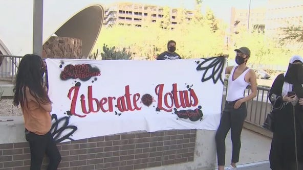 Activists decry new accusations made against Phoenix anti-police brutality demonstrators