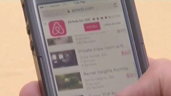 Amid Halloween season, Airbnb reminds users that parties are banned from their Arizona listings