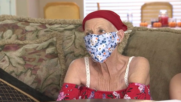 Queen Creek woman fighting cancer receives random act of kindness from stranger