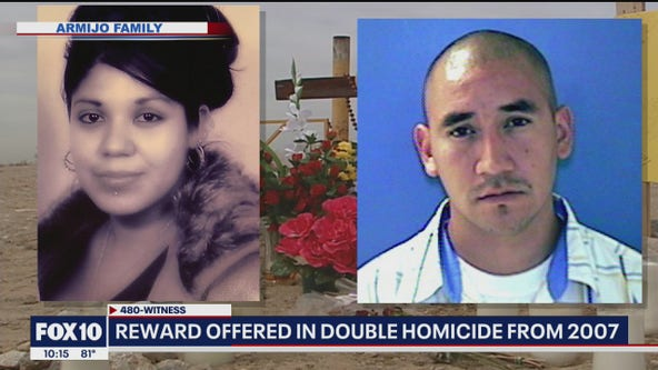 Big reward offered for information leading to arrest in cold case murder