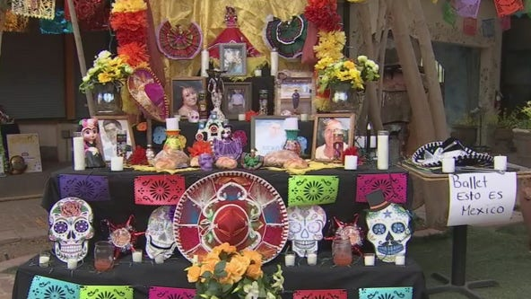Day of the Dead exhibit opens near Downtown Phoenix