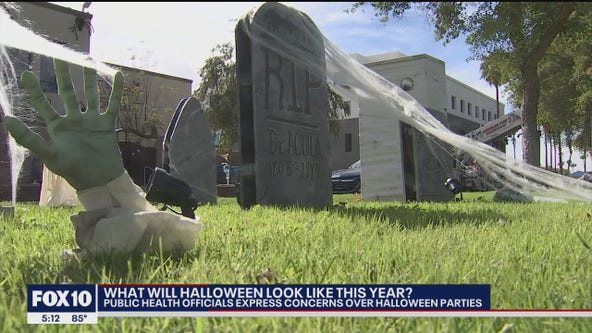 Health expert voices concerns as Halloween nears