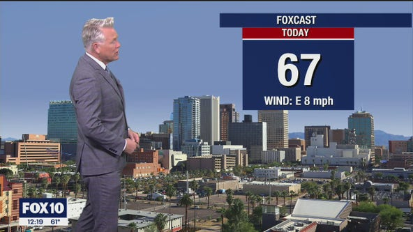 Noon Weather Forecast - 10/27/20