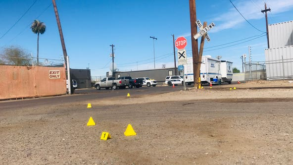 3 teens injured in shooting at vacant Phoenix warehouse