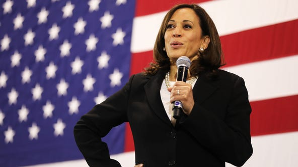 Democratic VP candidate Kamala Harris taking part in 2 events in Phoenix