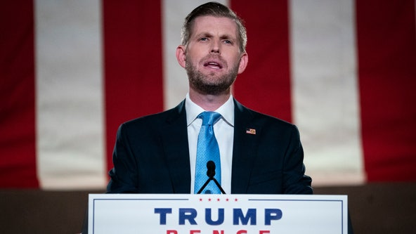 Eric Trump to host campaign rally in Phoenix on Oct. 26