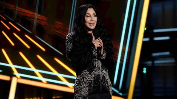Singer Cher to campaign for Joe Biden in Phoenix on Oct. 25