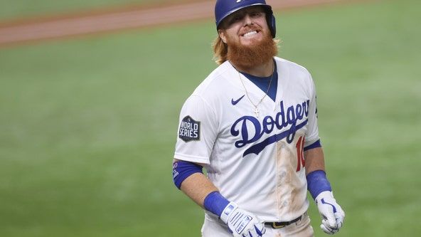 Justin Turner tests positive for COVID-19, pulled from Game 6 World Series