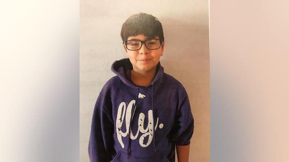 Goodyear PD locate missing 12-year-old boy