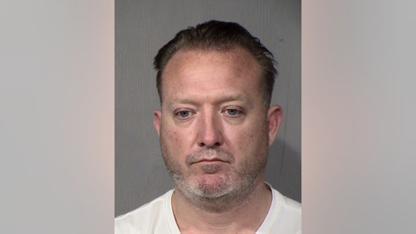 Mesa Police: Phoenix Man arrested, accused of prostituting underage girls out of hotels