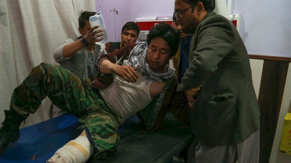Suicide bombing at Kabul education center kills at least 18