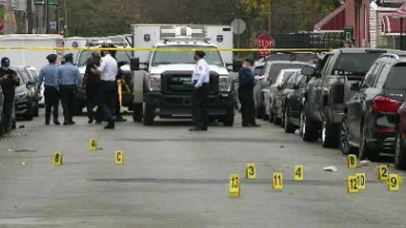 Police: Man armed with knife shot, killed by officers in West Philadelphia