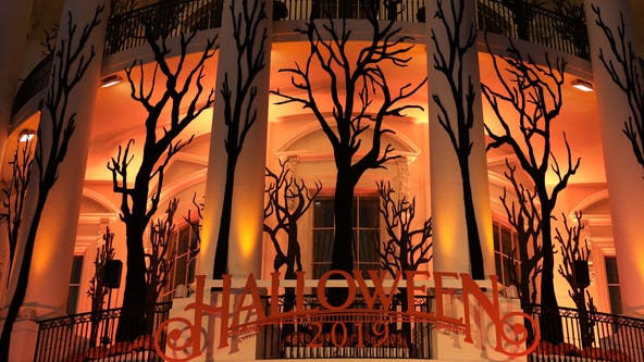 White House to welcome trick-or-treaters for Halloween event with COVID-19 precautions