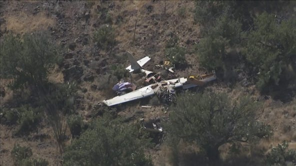 YCSO: Plane missing since Oct. 24 found near Cordes Lakes; 2 dead