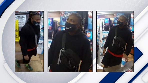Phoenix PD: Clear video of Circle K robbery suspect, even though he has a mask on