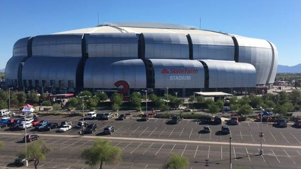 Arizona to allow 4,200 fans for next 2 Cardinals games at State Farm Stadium