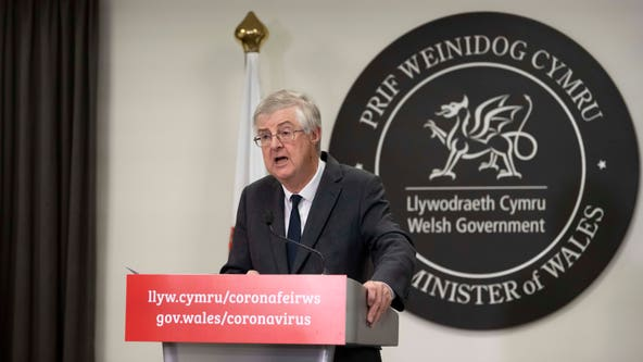 Wales to implement 2-week 'firebreak' lockdown as COVID-19 cases spike