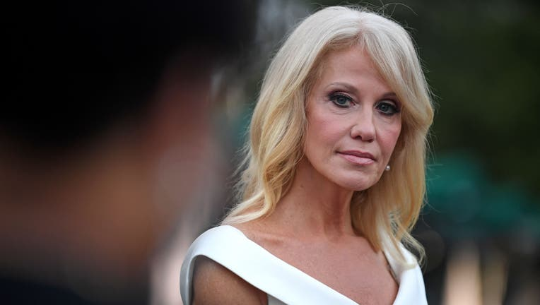 Kellyanne Conway tests positive for COVID-19.