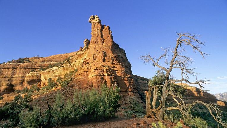 Boynton Canyon in Sedona, Arizona