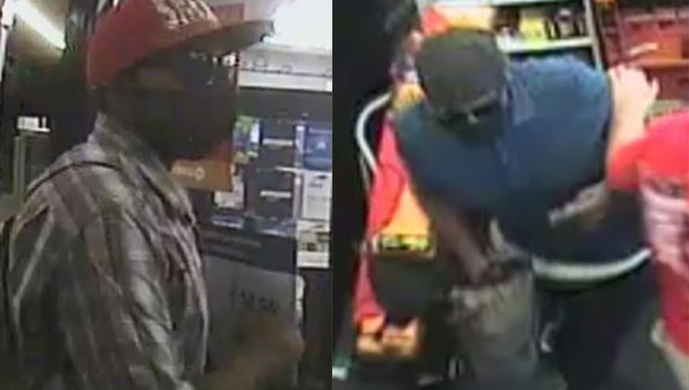 Photo showing unnamed suspect of 16 Circle K robberies in Tempe, AZ