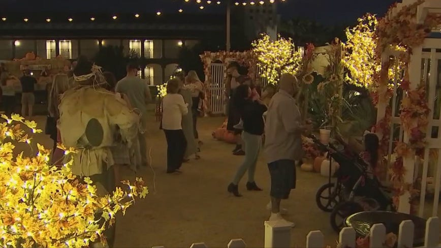 Olmost The Weekend: Scottsdale resort aims to bring some Halloween spirit to people's lives