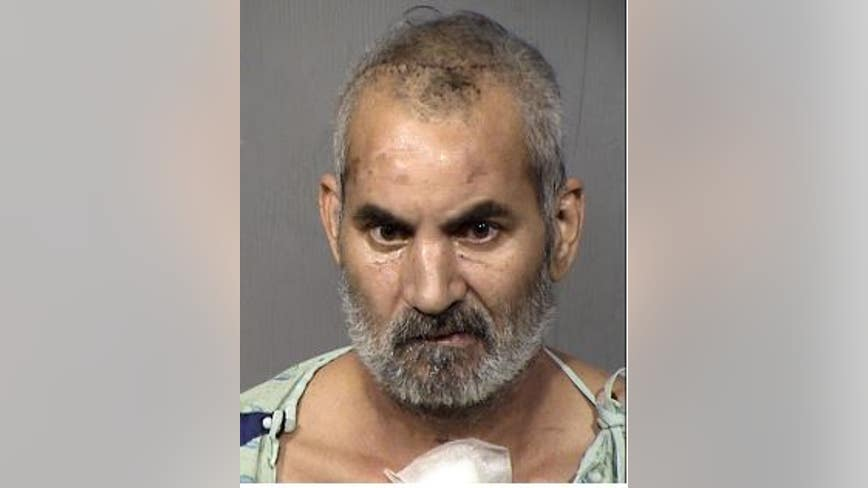Mesa Police: Man accused of killing his wife in September has been booked into jail