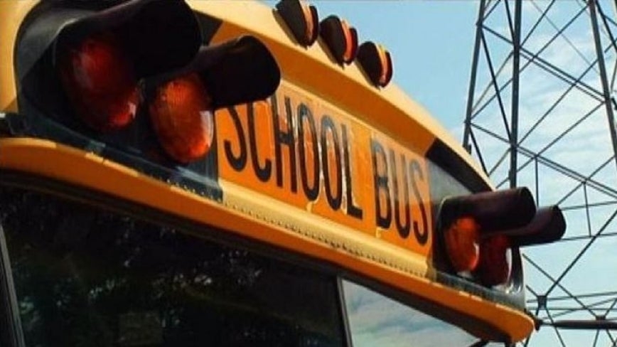 Sheriff's office: Bus driver arrested after driving school bus into ditch