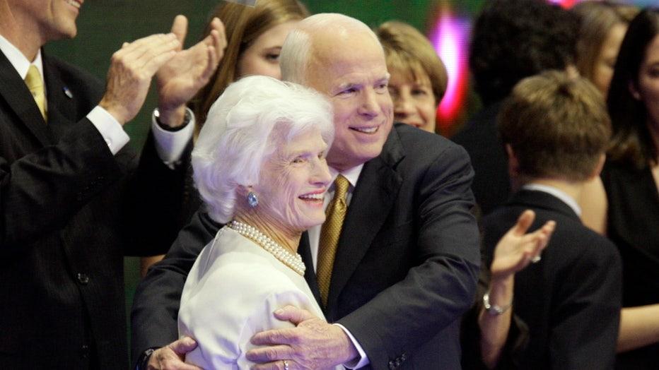 John and Roberta McCain