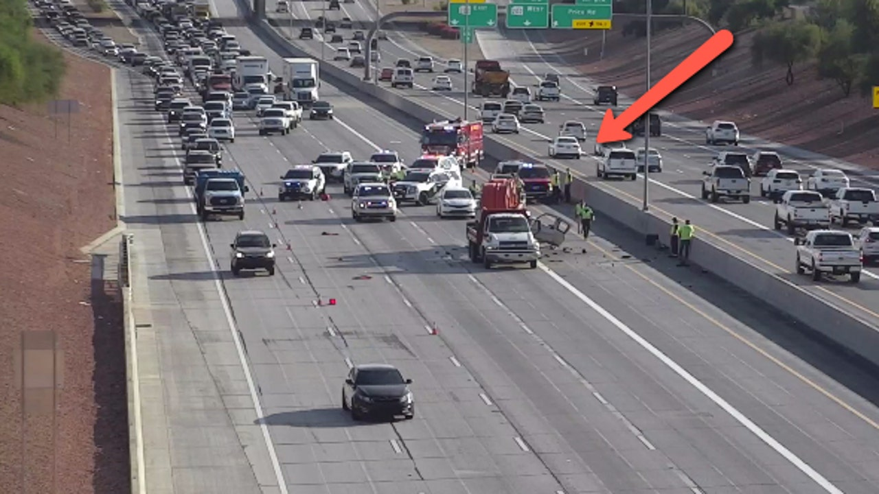 Northbound Loop 101 in Mesa reopened following deadly crash
