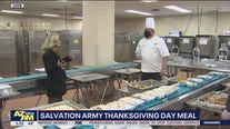 Preparations underway for Thanksgiving with the Salvation Army