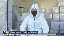 Scottsdale company produces, distributes PPE