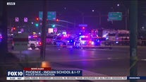 Suspect critically injured, no officers hurt in Phoenix police shooting
