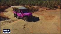 Sedona's Pink Jeep Tours take COVID-19 precautions to keep on moving