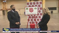 Salvation Army asking for donations this holiday season