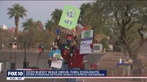 2020 Buddy Walk drives through the Phoenix Zoo for ZooLights exhibit