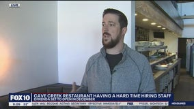 Help wanted: Cave Creek restaurant having trouble hiring staff